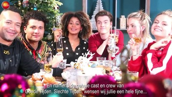 Grote GTST kerstquiz 2018 | Wat weten de acteurs van jouw favoriete serie over kerst?